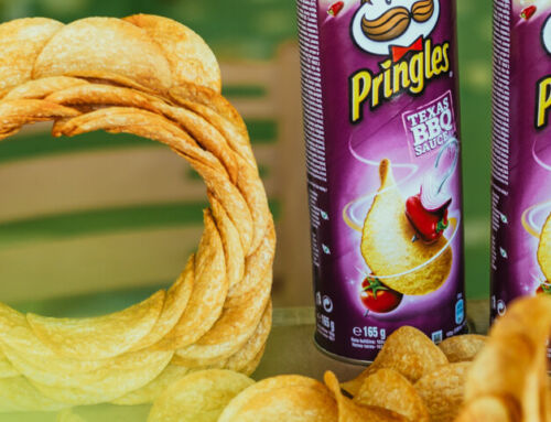 Ideaalne Pringles'i ring