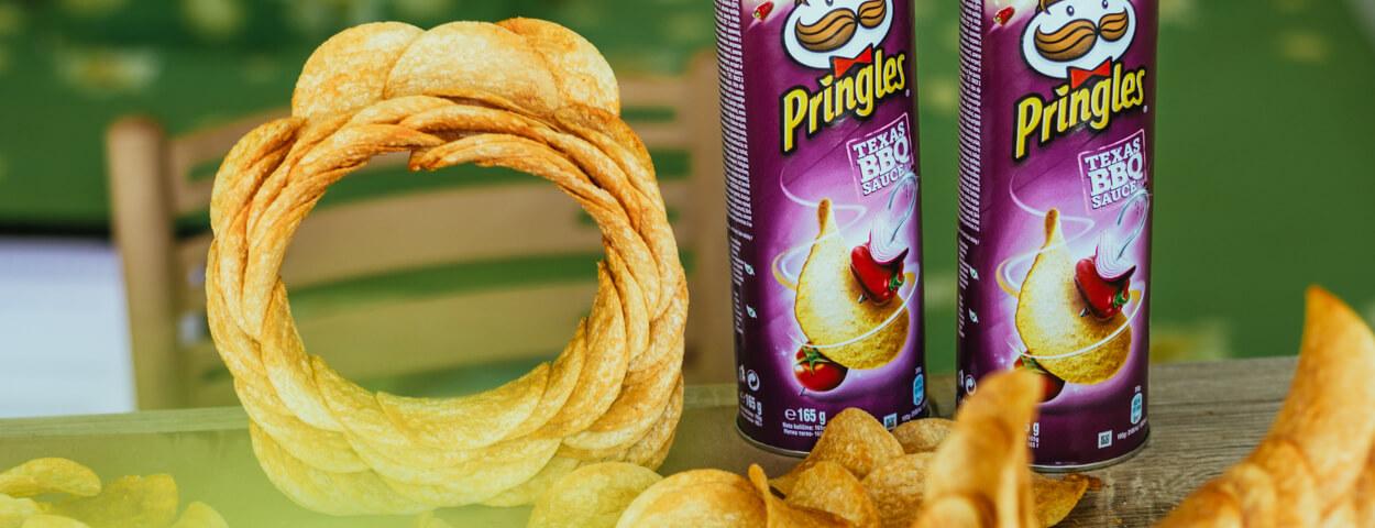 Teeme Keemiat Pringles'i ring